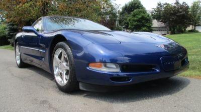 2004 Chevrolet Corvette SPECIAL EDITION (BLUE)