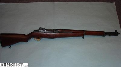 For Sale: Springfield Model M1 Garand in .30-06