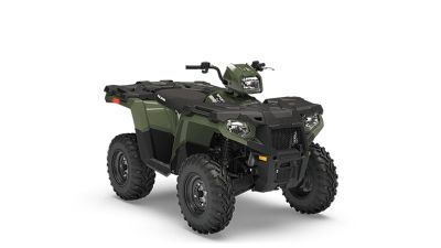 2019 Polaris Sportsman 450 H.O. Utility ATVs Ponderay, ID