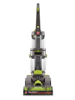 Hoover dual carpet cleaning shampooer