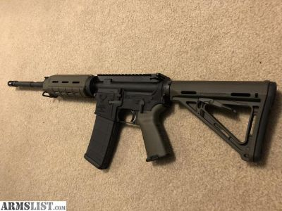 For Sale: Stag AR 15 ORC with Upgrades $650 never shot!