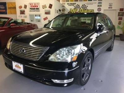 2005 Lexus LS 430 Base (Black Onyx)