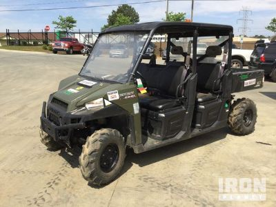 2016 Polaris Ranger Crew 4x4 Utility Vehicle