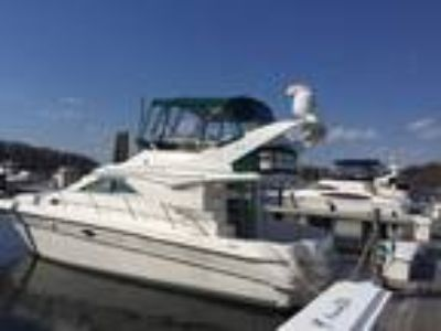 40' Sea Ray 400 Sedan Bridge 2000