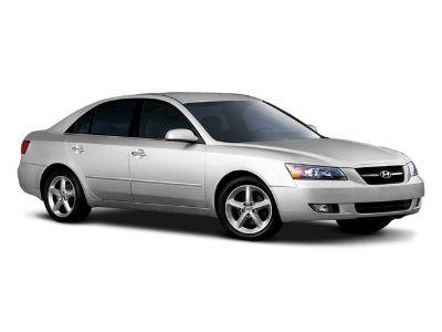 2008 Hyundai Sonata GL (Bright Silver Silver)