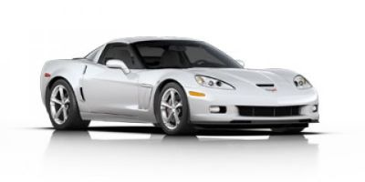 2013 Chevrolet Corvette Z16 Grand Sport (Blade Silver Metallic)