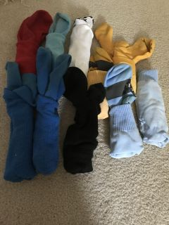 TCK, Nike, Under Armour, And Other Soccer Socks