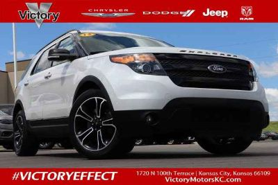 2015 Ford Explorer Sport **RECENT TRADE**