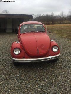 1970 Super Beetle