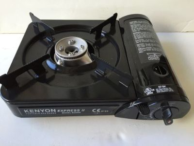 Sell Kenyon Express II Portable Boating Gas Range / Stove , New with Case motorcycle in Palm City, Florida, United States, for US $40.00