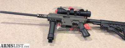 For Sale: Aero Survival Rifle - 9mm pistol caliber