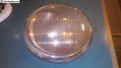 1953 barndoor head light original!!