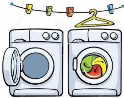 ISO Electric Washer and Dryer