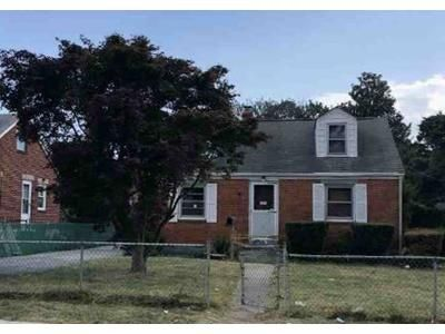 3 Bed 1 Bath Foreclosure Property in New Castle, DE 19720 - Rodney Dr