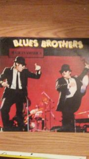 BLUES BROTHERS (made in america) 33 rpm LP