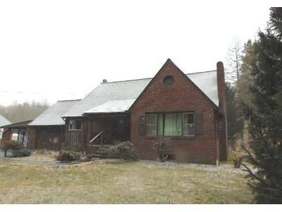 3 Bed 1 Bath Foreclosure Property in Lock Haven, PA 17745 - Park Ave