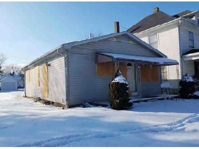 3 Bed 1 Bath Foreclosure Property in Middletown, OH 45042 - Malvern St