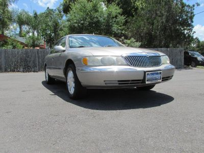 2000 Lincoln Continental Base (Tan)