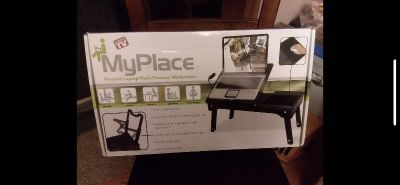 New Personal laptop multiple function workstation