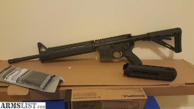 For Sale: Palmetto State Mid Length AR-15