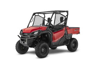 2018 Honda Pioneer 1000 EPS Side x Side Utility Vehicles Adams, MA