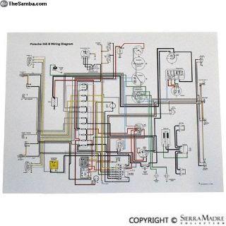 Full Color Wiring Diagram, 356B T6 (62-63)