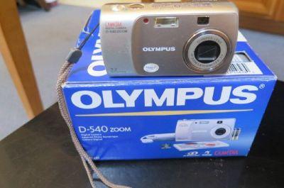 Cameras ... Olympus ... Kodak ... Nikon