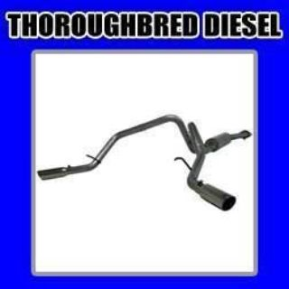 Sell MBRP Gas Exhaust 03-07 Chevy 1500 4.8/5.3 SC-SB Cat Back Dual Split Side S5022AL motorcycle in Winchester, Kentucky, US, for US $399.99