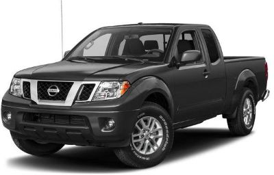 New 2017 Nissan Frontier King Cab 4x4 Auto