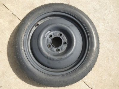 Purchase 1 New 2001 Dodge Intrepid Mini Compact Spare Tire & Wheel 16x4 4782175 4782175AB motorcycle in Philadelphia, Pennsylvania, US, for US $50.00