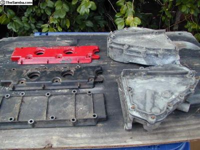 FS: chain boxes valve covers