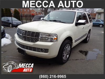 2007 Lincoln Navigator Luxury (PEARL WHITE)