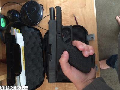 For Trade: Gen 4 glock 19