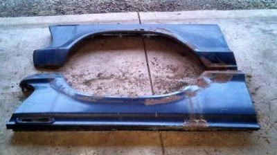 Sell 1978 ford fenders motorcycle in Lodi, Ohio, United States, for US $45.00