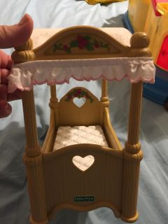 Fisher price bed