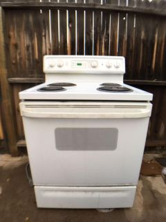 Spectra oven and stove