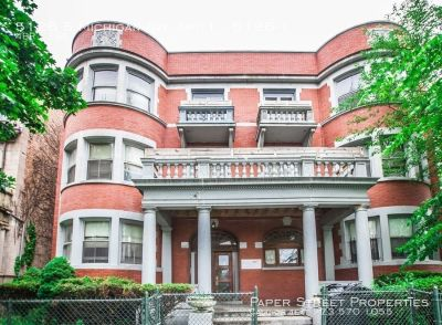 Apartment Rental - 5126 S Michigan Ave Apt 1