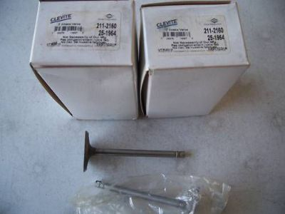 Find PONTIAC 350 400 FIREBIRD PRIX INTAKE VALVES 211-2160 motorcycle in Sioux City, Iowa, United States, for US $67.99