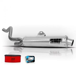 Find HMF Kawasaki Brute Force 650 SRA 2005 - 2013 Slip On Exhaust Muffler + Jet + UNI motorcycle in Berea, Ohio, United States, for US $300.10