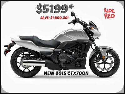 2015 Honda CTX 700N Cruiser Motorcycles Erie, PA