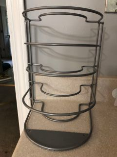 Rubbermaid Pot Lid Rack / Organizer