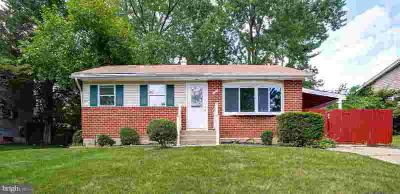 107 Embleton Rd OWINGS MILLS, This brick rancher has FIVE