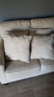 4 couch pillows