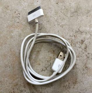 Original OEM Genuine Apple iPhone 4 4S 3GS 3G 30 Pin USB Sync Data Cable Charger