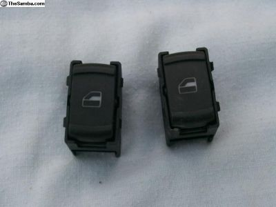 01 Jetta Rear Power Window Switches 2