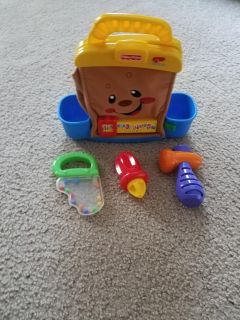 Fisher price my first tool bag