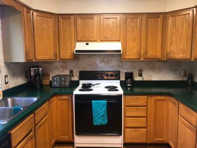 Merillat Kitchen cabinets - entire kitchen