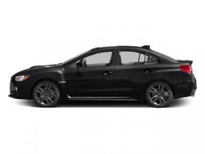 2016 Subaru WRX Premium (Crystal Black Silica)