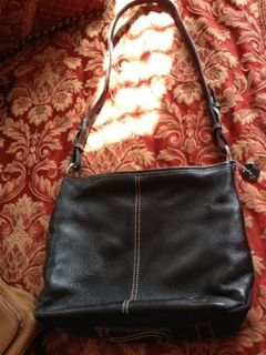 Sax Leather Purse