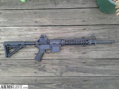 """For Sale: AR-15 Mid-Length 16"""""""